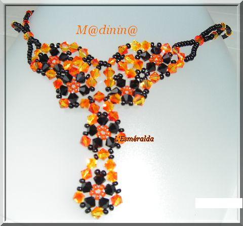 Collier L`Esmeralda